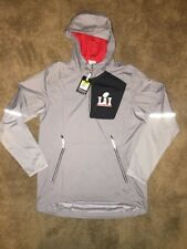 Nike Super Bowl 51 LI Fly Rush 1 4 Zip Jacket NWT Size Small S ac6d2f1bd