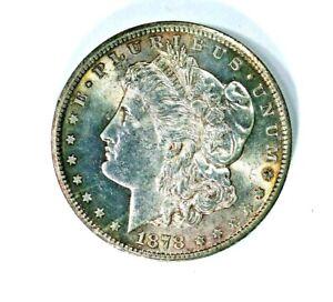 1878-CC $1 Morgan Silver Dollar Carson City! (I-4804) 99c NO RESERVE