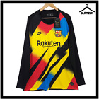 FC Barcelona Football Goalkeeper Shirt Nike XXL 2XL GK Soccer Jersey 2019 A33