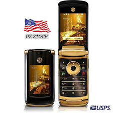 2GB ORIGINAL Motorola RAZR2 V8 Luxury Edition GOLD 100% T-Mobile Cellular* * USA