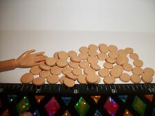 12 Dollhouse Miniature Handcrafted Sugar Cookies Barbie Doll Dessert Food 935