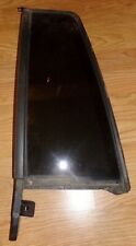 1999-2004 JEEP GRAND CHEROKEE Driver's side Rear Vent Window. Factory tinted.