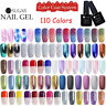 110 Colors 7.5ml Matte UV Gel Nail Polish Soak Off  Gel Nails UR SUGAR