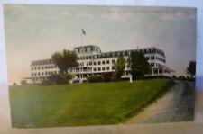 1907 Postcard Rockland House Nantasket Beach Mass Robbins Bros Made in Germany