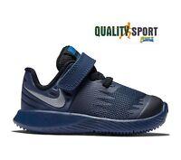 Nike Star Runner Blu Scarpe Shoes Bambino Infant Sneakers AV4473 400 2018