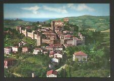 AD6777 Pesaro - Provincia - Gradara - Il Castello - Panorama aereo