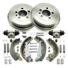 2x Bremstrommel + Bremsbacken + 2x Radbremszylinder hinten Audi A2 VW Polo Fox