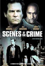 Scenes of the Crime-based on a true story with Jeff Bridges, new sealed, Region4