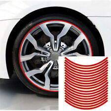 Car Accessories Car Tire Red Trim Strips Motorcycle tyre decoration