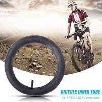 14x1,75 / 2,125 AV Fahrradschlauch Fahrrad Aufblasbare Reifen Radfahren Zubehör