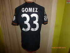FC Bayern München Adidas Champions League Trikot 12/13 + Nr.33 Gomez Gr.S- M TOP