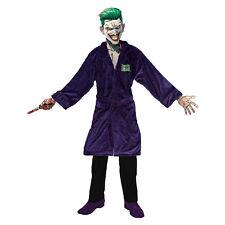 Suicide équipe DC Comics Joker De luxe Peignoir bain Sauna Baignade Manteau neuf