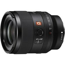 SONY Single focus lens mirrorless camera E mount Full size compatible SEL35F14GM