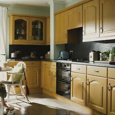 IT KITCHENS CHILTON TRADITIONAL OAK EFFECT Standard, Tall, Glazed Doors & More!
