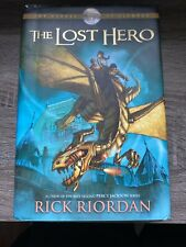 The Lost Hero (Heroes of Olympus, Book 1) 1st Edition