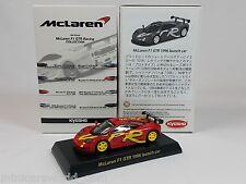 1:64 Kyosho McLaren Minicar Racing Collection F1 GTR 1996 Launch Car Karuwaza SE