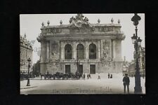 alte Foto AK Houveau Theatre Lille 1916
