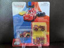 Disney Pixar Cars Mini Racers 3 Pack