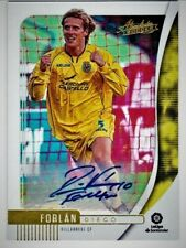 2019-2020 PANINI CHRONICLES ABSOLUTE DIEGO FORLAN AUTO