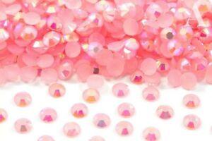 5mm Light Pink Darice 200-Piece Stick on Rhinestones