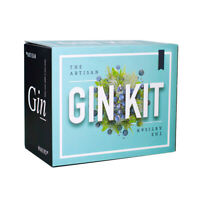 Gin Set - Gin selbst machen, Eigenen Gin in 36 Stunden selbst herstellen, GinSet
