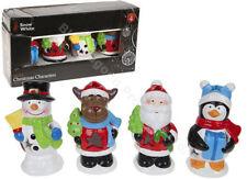 Figuritas de Navidad cerámica