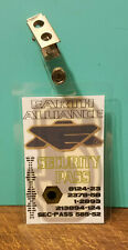 Babylon 5 Standard Level Security Access Card prop
