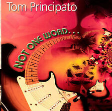 Not One Word PRINCIPATO,TOM Audio CD