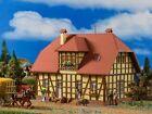 Vollmer 43654 H0 Kit di costruzione Casa di insediamento con Telaio di legno
