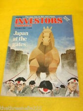 INVESTORS CHRONICLE - BRISTOL SURVEY - MARCH 10 1989