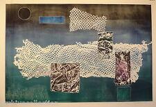 "Gabor Peterdi "" Deep Green"" Mono Type 1974"