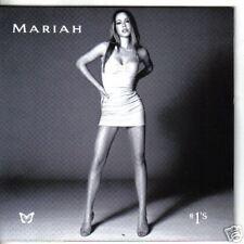 MARIAH CAREY - NUMBER # 1'S  - CD  - NEW