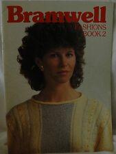 Bramwell Fashions Book 2 for Standard Gauge Knitting Machines 18 Patterns M495