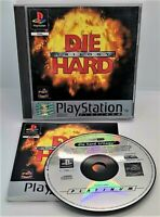 Die Hard Trilogy Video Game for Sony PlayStation PS1 PAL TESTED