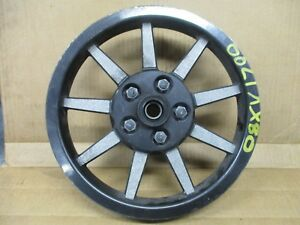 2004-2010 Yamaha Road Star XV1700A rear belt drive, rear hub sprocket #11718