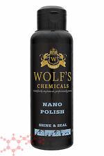 Wolf's Chemicals Nano Polish 150ml WP-1NT ~ Paint Correct Shine & Seal Car Gloss