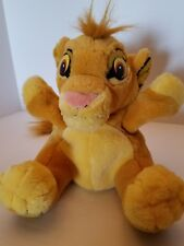 Disney Lion King Simba Cub Plush Hand Puppet Toy by Applause