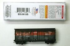 MTL Micro-Trains 21590 Cotton Belt SSW 30038 FW Factory Weathered