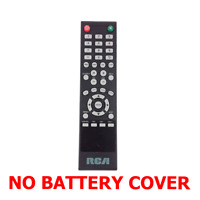 OEM RCA TV Universal Remote Control RLDED5099 (No Cover)