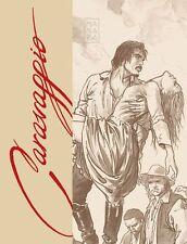 CARAVAGGIO #1 VZA ARTIST-EDITION deutsch MILO MANARA lim.222 Ex+ signed Artprint