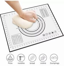 Silicone Nonstick Roll Cake Dough Cutting Pastry Fondant Baking Mat Us Seller
