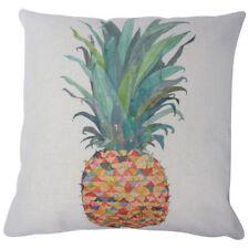 Geometric 100% Linen Decorative Cushions & Pillows