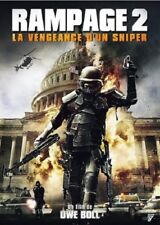 Rampage 2 La vengeance d'un sniper DVD NEUF SOUS BLISTER