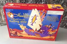 Mattel 1993#Disney Aladdin Anchors Away Sailing Ship#Nib Playset