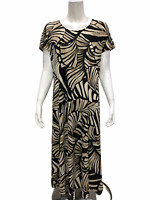 Attitudes by Renee Womens Regular Como Jersey Set of 2 Maxi Dresses X-Large Size
