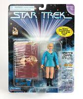 1996 Playmates Star Trek Original Series Christine Chapel Action Figure NEW