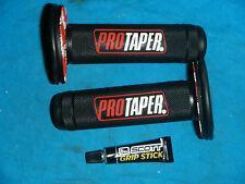 7/8 inch PRO TAPER HANDLE BAR MX GRIP SET 50 70 80 100 150 250 350 450 500 60 75