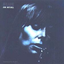 JONI MITCHELL LP Blue 180 Gram Audiophile SEALED 2011 + Promo Info sheet