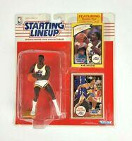John Stockton 1993 Topps Stadium Starting Lineup Card Utah Jazz