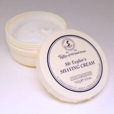 Mr Taylor's Luxury Shaving Cream Tub 150g, Taylor of Old Bond St